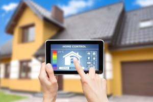 Smart Home Steuerung für Einfamilienhaus